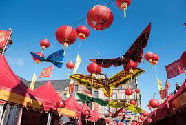 Chinafest 2018 in Düsseldorf