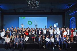 Die Gewinner des Digital Leader Awards 2018